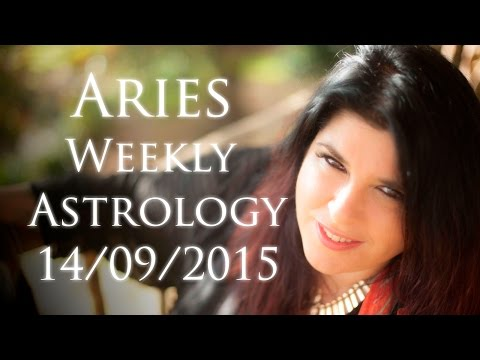 Aries Weekly Astrology Forecast September 14th 2015 Michele Knight