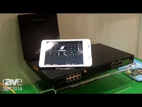 ISE 2014: WyreStorm Launches the Enado Control System