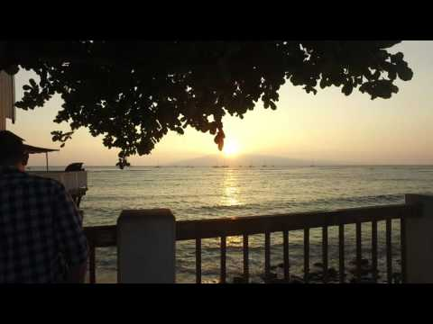 Lahaina Front Street Shopping, Dining and Free Hawaiian Music Series Events at Sunset