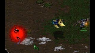 EPIC? - DarkShadow (T) v Morthada (P) on Tau Cross 1.1 - StarCraft Brood War REMASTERED 2019