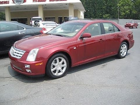 2005 Cadillac STS V8 Start Up. Exhaust. and In Depth Tour