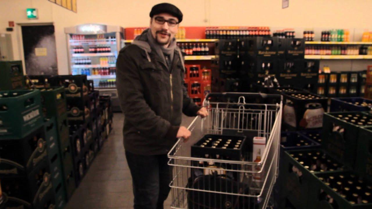 bier ffnen mit dave episode 9 der einkaufswagen youtube. Black Bedroom Furniture Sets. Home Design Ideas