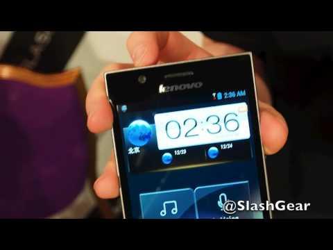 Lenovo IdeaPhone K900 hand-demo by Chris Davies