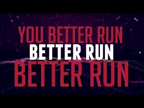Reuben Keeney - Better Run (Official Lyric Video)