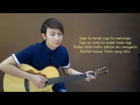 Dewi Perssik  Indah Pada Waktunya   Nathan Fingerstyle   Guitar Cover   OST  Centini Manis