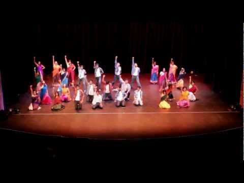 South Indian Act - Sangamsd Culture Show 2012 video