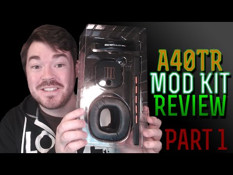 Is it Worth it? Part 1   Astro A40 TR Mod Kit Review