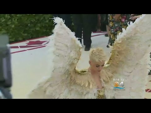 Divine Designs Grace Red Carpet At Annual Met Gala
