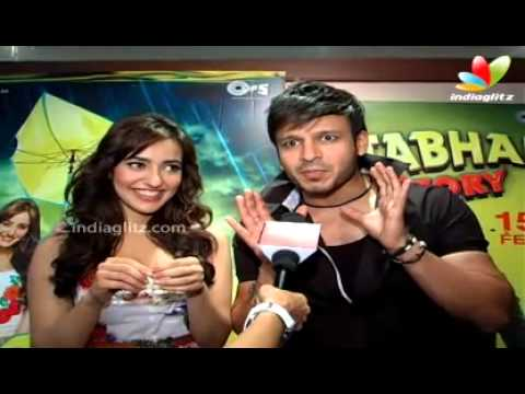 Vivek Oberoi, Neha Sharma Interview On Jayantabhai Ki Luv Story video