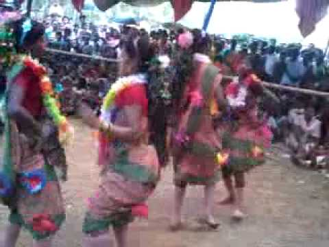 New Santali Vedio Chapol Dance Grupe video