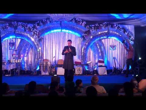 Prashant Rao giving shadi vachan - part 1