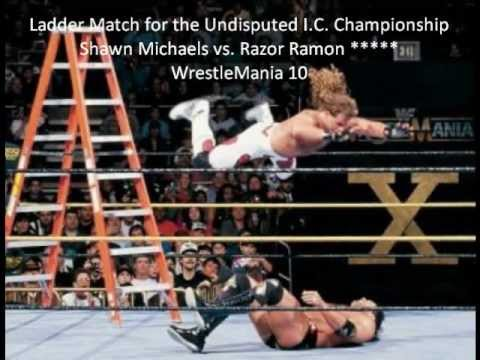 Match Wwe Wwe Ladder Match 2 Crash