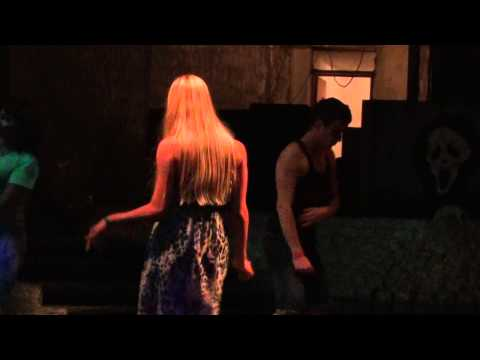 Танцы на дискотеке в Golden 5 Diamond Resort 5*
