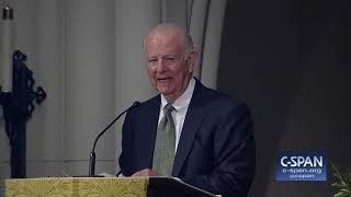 James Baker Tribute to President George H.W. Bush (C-SPAN)