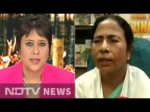 I was never nervous, always confident: Mamata Banerjee to NDTV