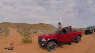 2017 RAM Power Wagon 1st. drive with Nina Barlow of Barlow´s Adventures