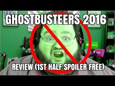Ghostbusters Movie Review (1st Half SPOILER FREE)