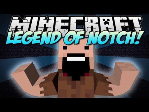 Minecraft | LEGEND OF NOTCH: REINCARNATION! (Huge RPG Mod!) | Mod Showcase [1.5.2]