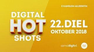 Instagram Nametag, zmena algoritmu v Google AdSense I Digital Hot Shots #22