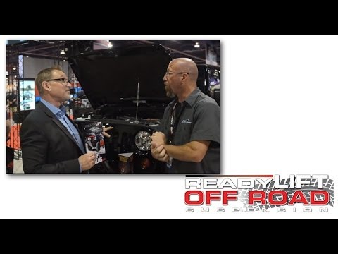 Andy's Auto Sport Interview - Readylift