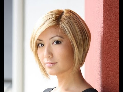 25 Fashionable Graduated Bob Haircut