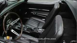 133397 / 1968 Chevrolet Corvette Sting Ray