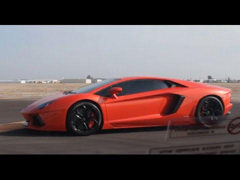 Lamborghini Aventador vs 800+ HP Toyota Supra