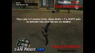 Mod Mudar a Luta Do CJ No Gta Sa