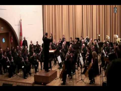 Concierto Homenaje Kerkrade 1981 - CIM La Armonica Buñol - Los maestros cantores