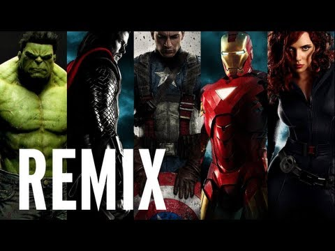 MIKE RELM: THE AVENGERS REMIX