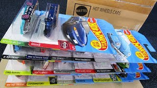 2019 B USA Hot Wheels Case Unboxing Videos by RaceGrooves since 2012!  New for 2019!