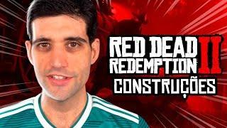 CRAFTING e CONSTRUÇÕES em RED DEAD REDEMPTION 2, vazamentos PESADOS