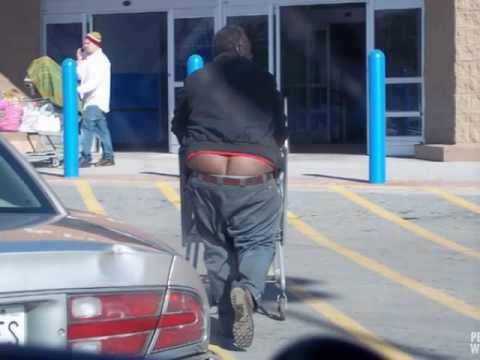 Weird People Of Walmart