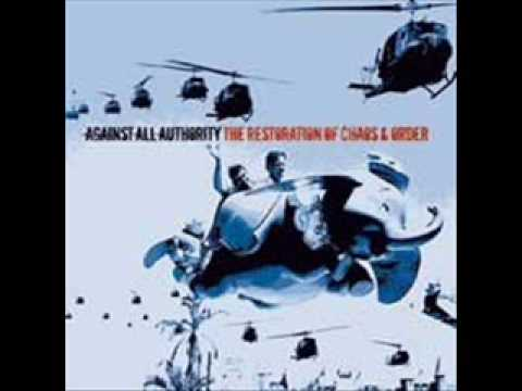Against All Authority - Buried Alive