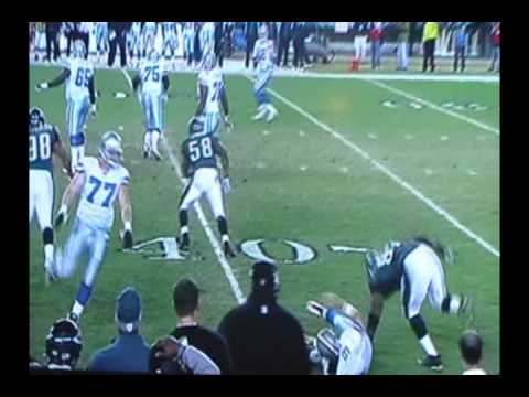 Dallas Cowboys: Tony Romo backwards pass to Jason Witten