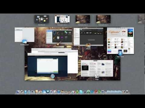 Фишки Mac OS (Первый обзор, тест)