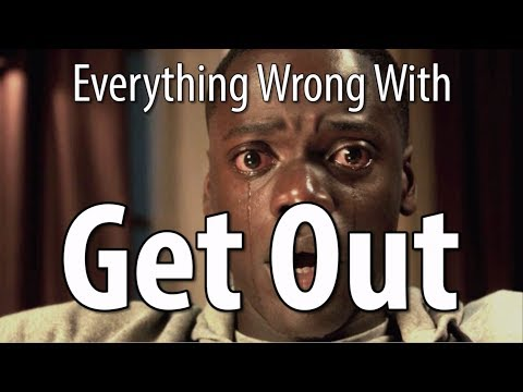 Everything Wrong With Get Out In 15 Minutes Or Less