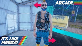 Far Cry 5 Arcade Editor Scripting Tutorial #01: TELEPORT PLAYER AND DISAPPEARING TEXT