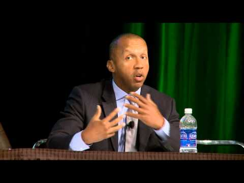 Bryan Stevenson: Ending the Politics of Fear and Anger