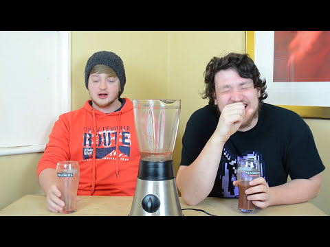 The Warheads Smoothie Challenge | WheresMyChallenge