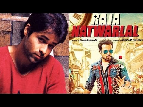 Emraan Hashmi talks about Raja Natwarlal | Bollywood News