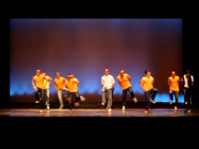 Northeastern Greek Sing 2011 - Beta Theta Pi Winning Performance