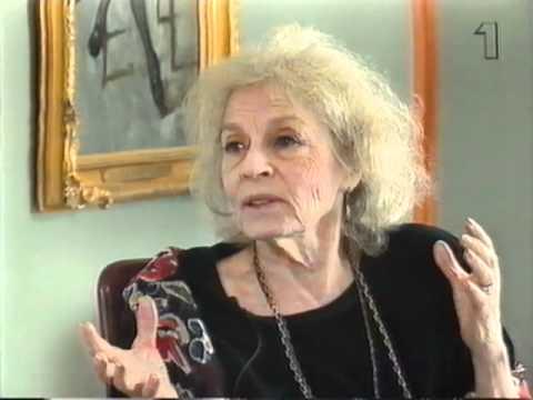 Viveca Lindfors Stargate Viveca lindfors interview 1994