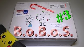 Opening: BoBoS TOY Subscription Box #3 !!!! Surprise Toy Box + More Unboxing