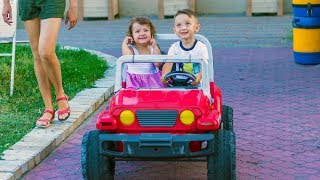 Funny Babies/Toddlers and Power Wheels Compilation