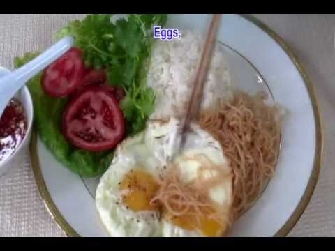 Vietnamese Dish with Eggs
