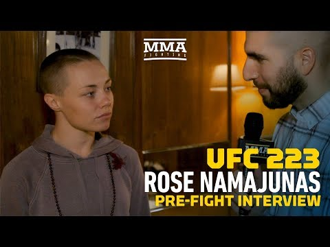 Rose Namajunas Talks Joanna Jedrzejczyk Rematch, Valentina Shevchenko, Ronda Rousey To WWE, More