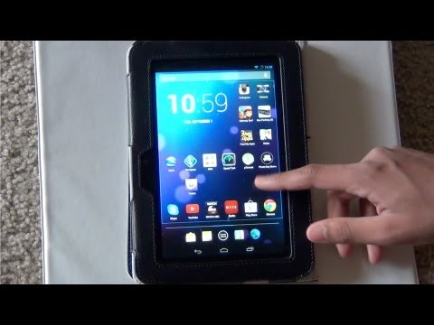 Kindle fire hd 7 running android 4.2.2