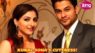 Kunal Reveals Embarrassing Secrets About Wife Soha