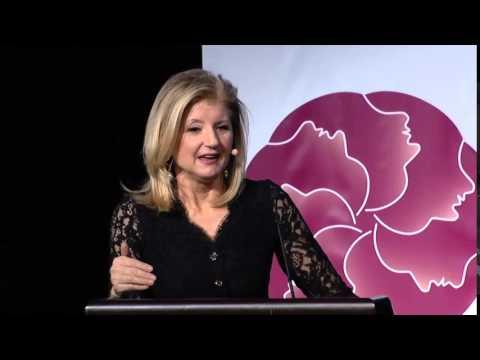 ISCS 2014 - Banquet Dinner Keynote - Arianna Huffington